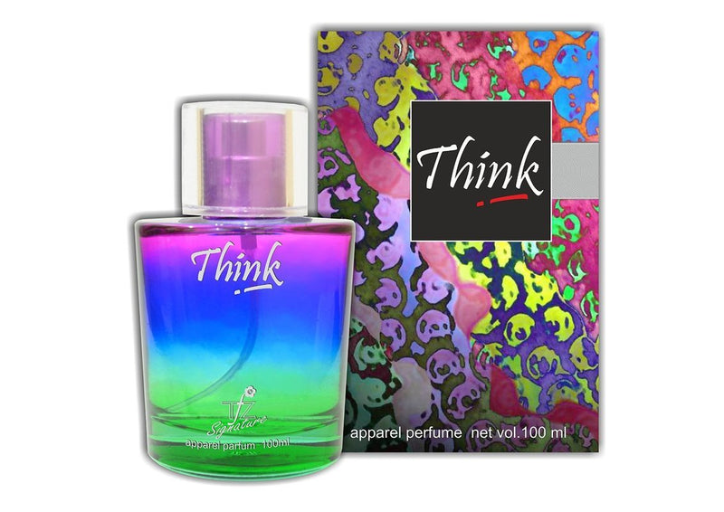 TFZ - Buy TFZ Signature Think Perfume 100ML Online in India.