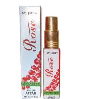 Shop St. John Rose Attar 8ML