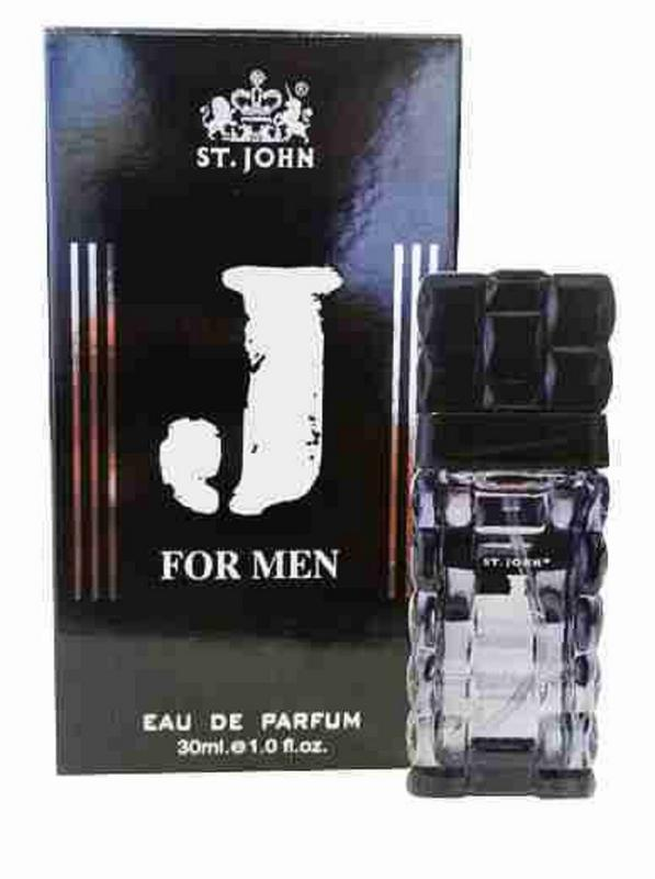 ST. JOHN - Buy St. John J for Man Black Eau de Parfum 30ML Online in India.