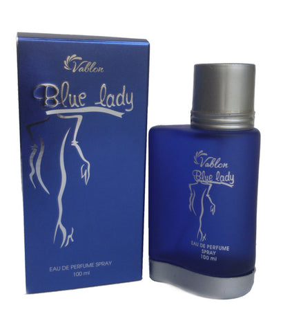 Vablon Blue Lady Perfume 100ML for Women