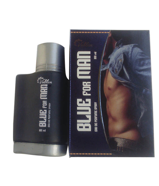 Vablon Blue For Man Perfume 100ML for Men  (Upto 30% OFF) Online in India
