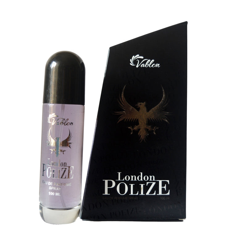 Shop Vablon London Polize Black Perfume 100ML