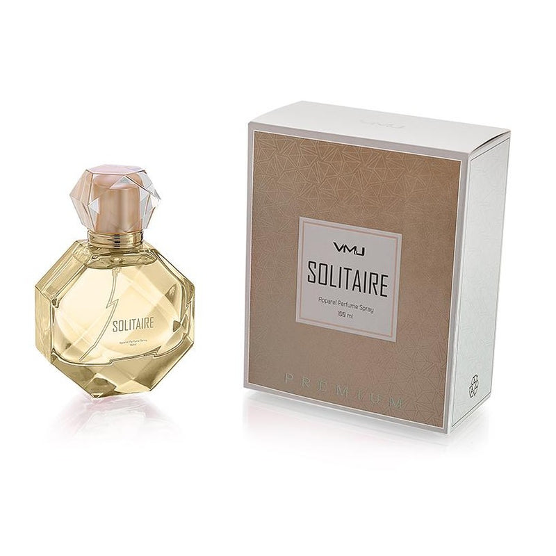 Buy Viwa Solitaire Rose Gold Perfume 100ML Online in India.