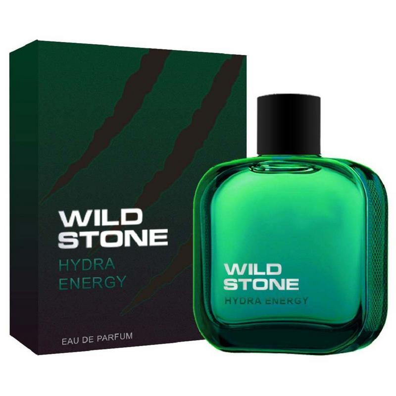 WILD STONE - Buy Wildstone Hydra Energy EDP Perfume Online in India.