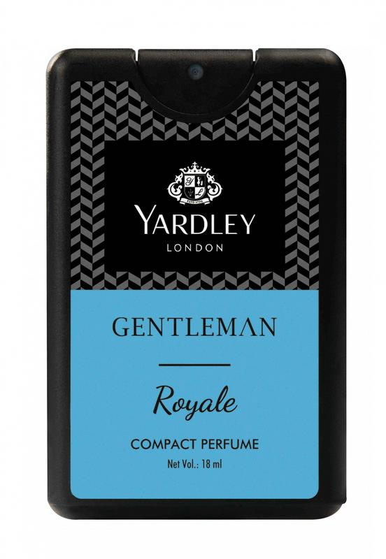 Shop Yardley London Gentleman Royale Compact Perfume 18ML