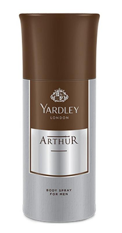 YARDLEY LONDON Deodorant - Buy Yardley London Men Arthur Deodorant 150ML Online in India.