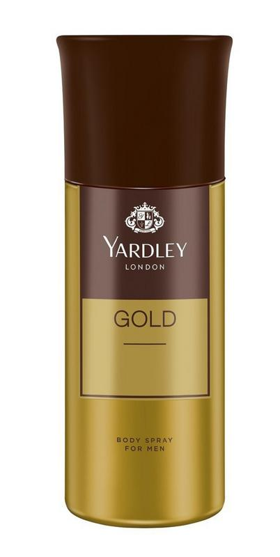 YARDLEY LONDON - Buy Yardley London Men Gold 150ML Online in India.