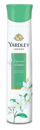 YARDLEY LONDON Deodorant - Buy Yardley London Women Imperial Jasmine Deodorant 150ML Online in India.