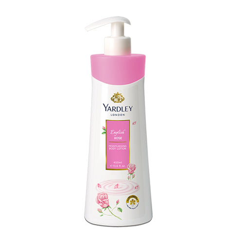 YARDLEY LONDON Body Lotion - Buy Yardley London English Rose Moisturising Body Lotion 350ML Online in India.