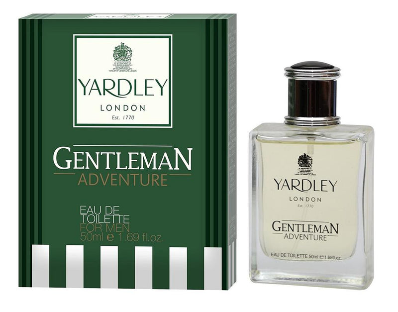 YARDLEY LONDON - Buy Yardley London Gentleman Adventure EDT Perfume Online in India.