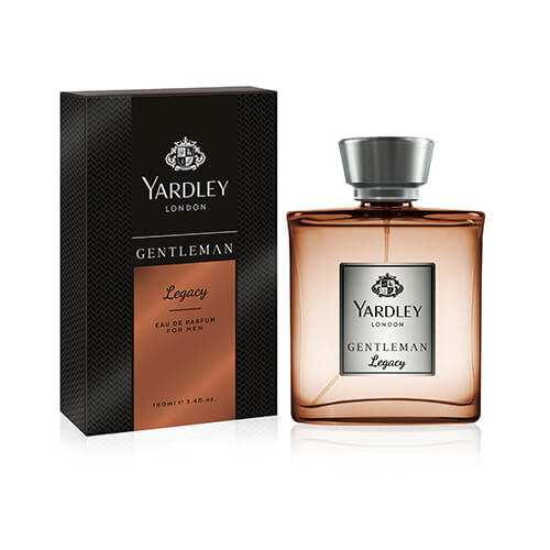 Shop Yardley London Gentleman Legacy Eau de Parfum For Men 100ML