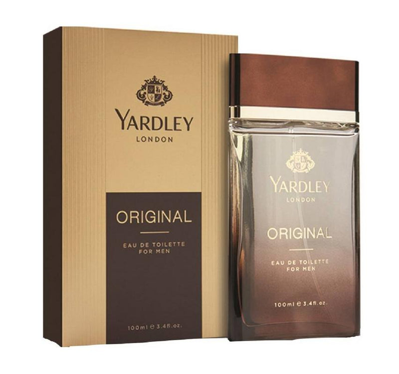 Shop Yardley London Orignal EDT Perfume 100ML