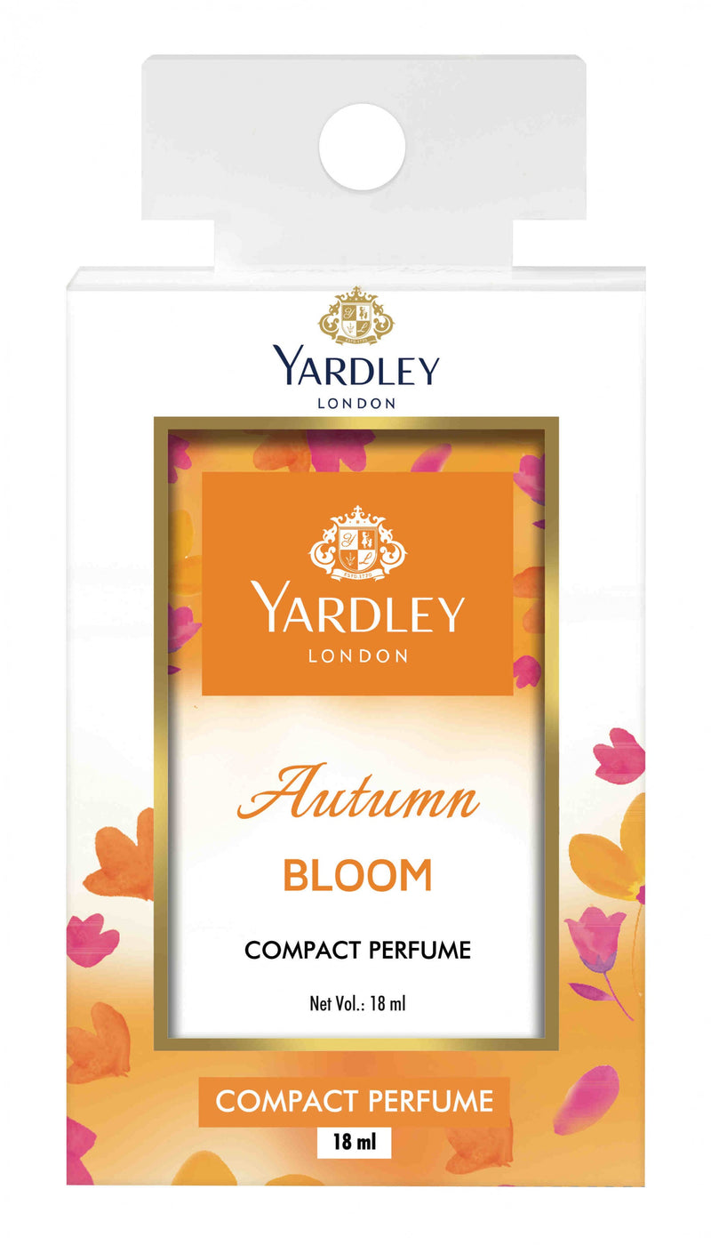 Yardley London Autumn Bloom Compact Perfume 18ML  (Upto 10% OFF) Online in India