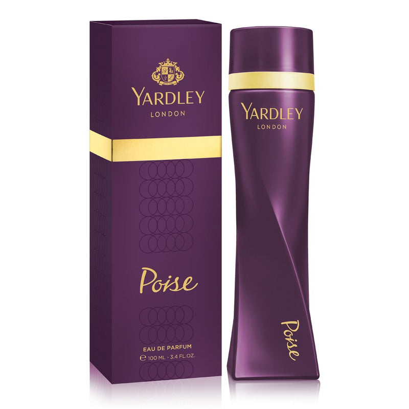 YARDLEY LONDON Perfume - Buy Yardley London Poise Eau de Toilette For Women 100ML Online in India.