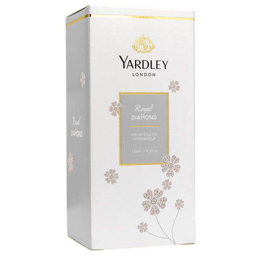 Yardley London Royal Diamond EDT Perfume for Women 125ML Online in India