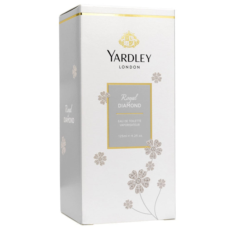 YARDLEY LONDON Perfume - Buy Yardley London Royal Diamond EDT Perfume for Women 125ML Online in India.