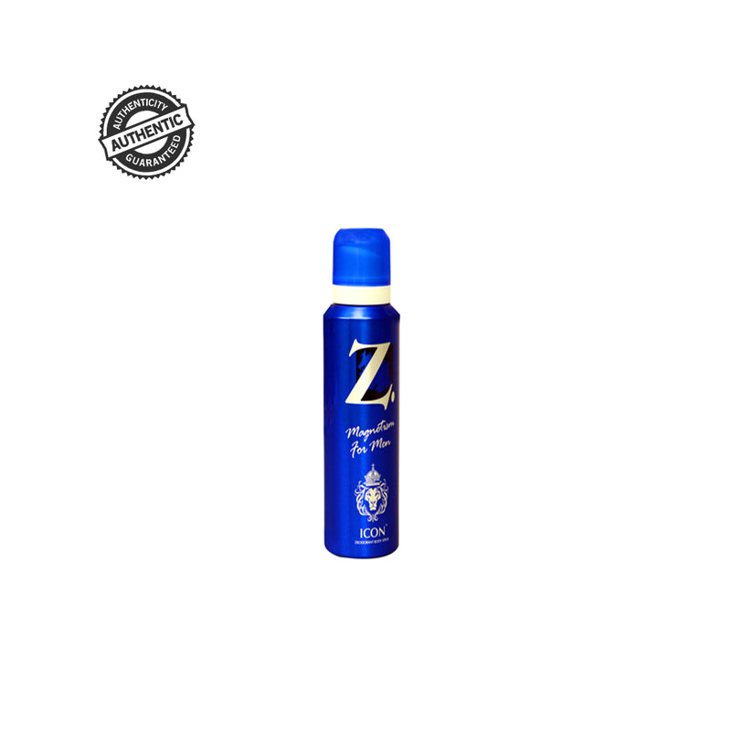 Z Blue Magnetism Icon Deodorant Online in India