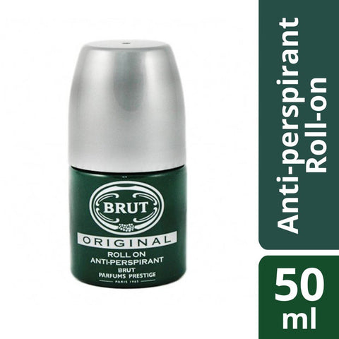 Brut Original Anti-Perspirant Roll On 50ml