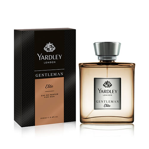 YARDLEY LONDON - Buy Yardley London Gentleman Elite Eau De Parfum For Men 100ML Online in India.