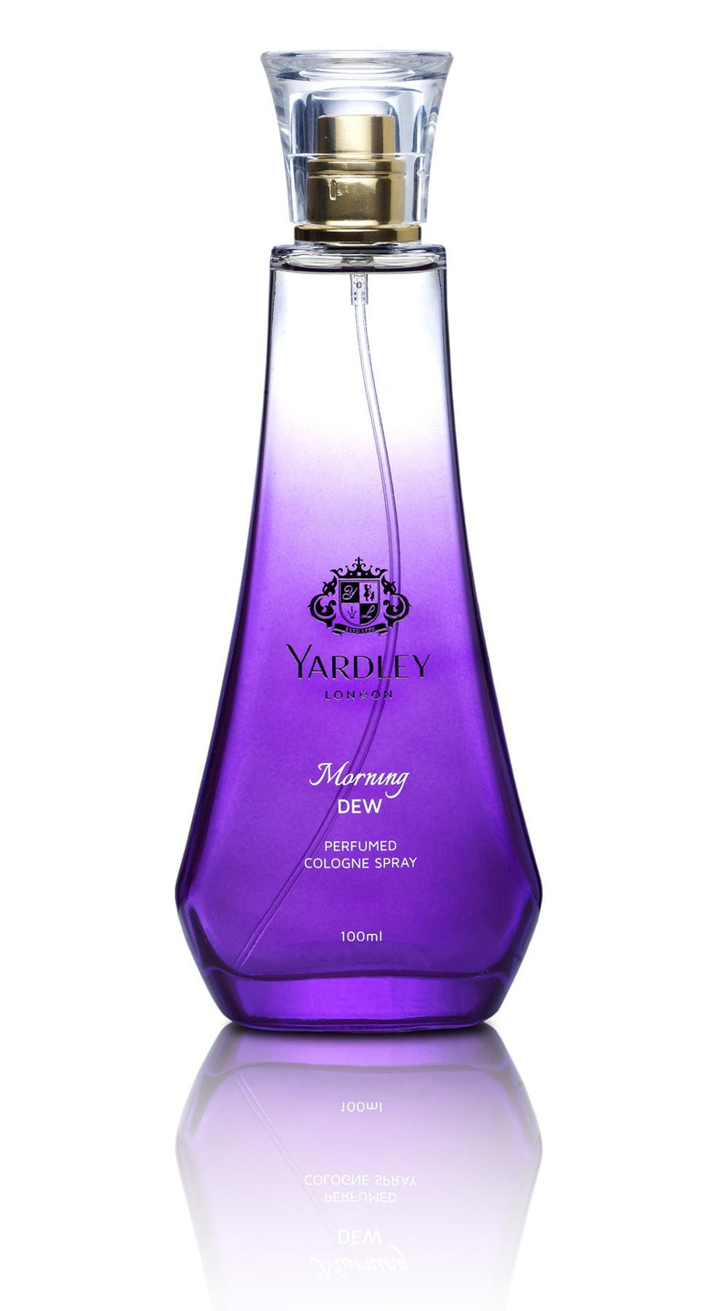 YARDLEY LONDON Perfume - Buy Yardley London Morning Dew Cologne Perfume For Women 100ML Online in India.