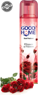 GOOD HOME Air Freshener - Buy Good Home Whispers of Passion Rose Room Freshener 160GM Online in India.