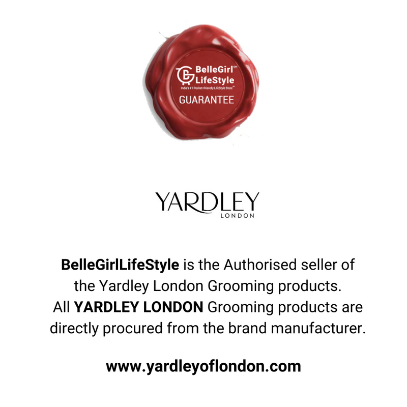 Yardley London Gentleman Duke Compact Perfume 18ML