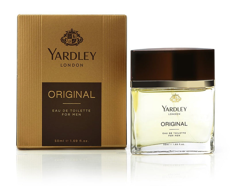 Shop Yardley London Orignal EDT Perfume 50ML