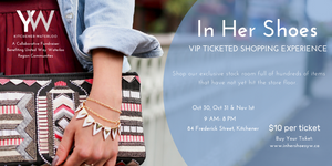VIP Exclusive Shopping Fundraiser