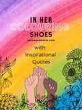 In Her Colouring Shoes Book Download -  In Her Shoes YW