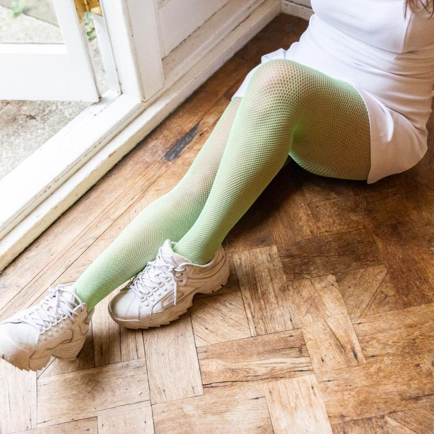 Tights - Fishnets - Mojito