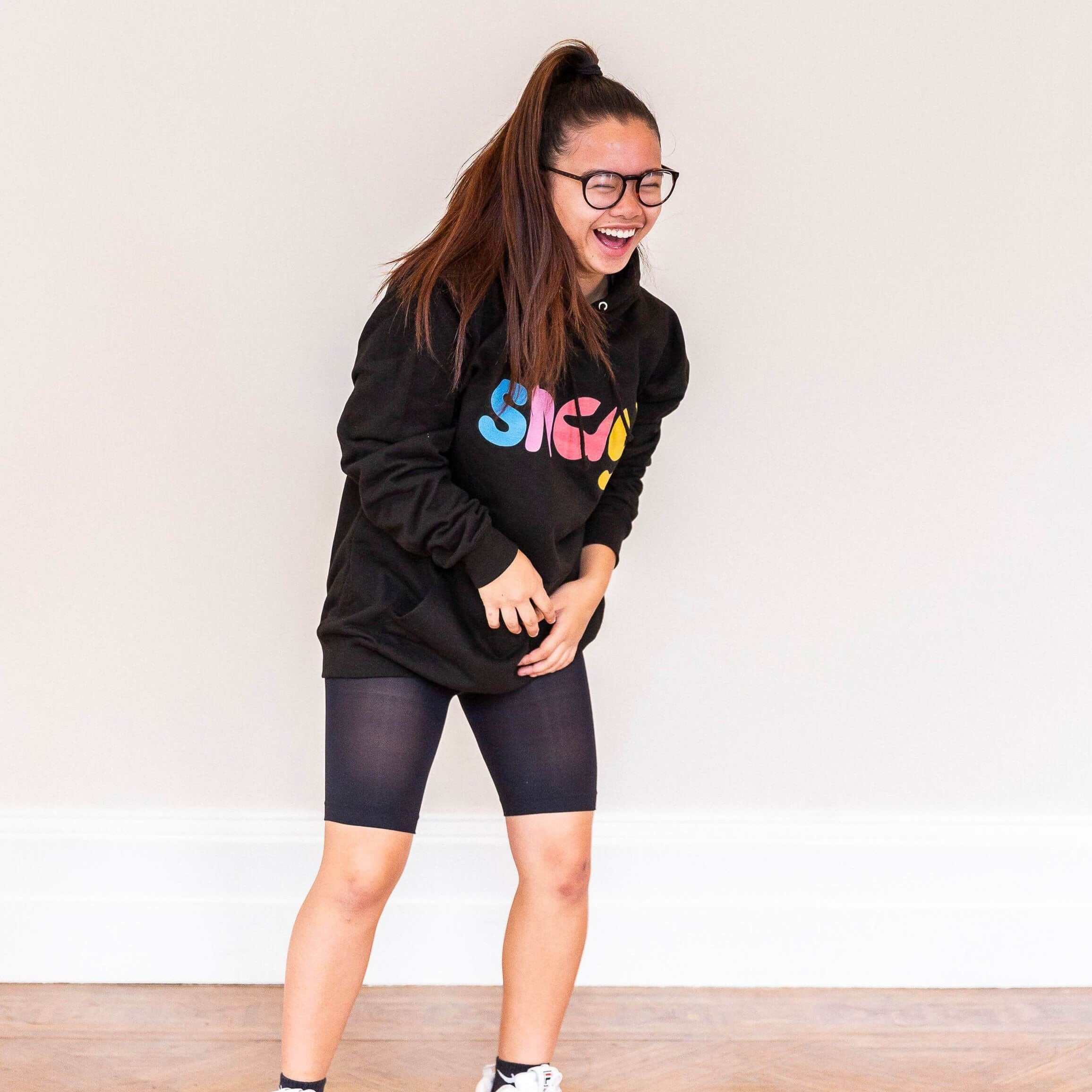 Tights - Kids Stay Cool Shorts - Black