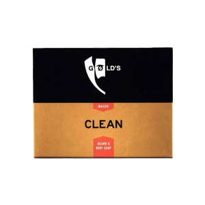 """CLEAN"" beard & body soap"
