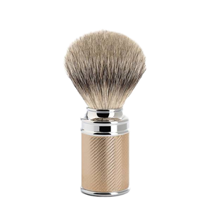 Silvertip Scheerkwast Traditional Rose Goud