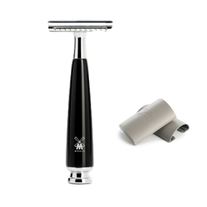 Safety Razor Zwart