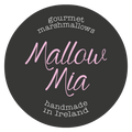 mallow mia gourmet marshmallows logo