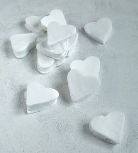 vanilla heart marshmallows -100g