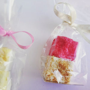 double marshmallow party favour