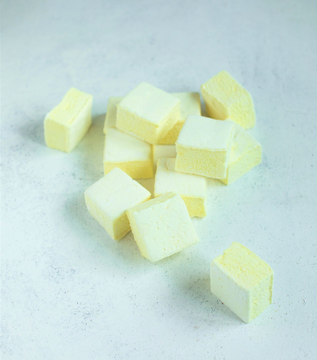 zesty lemon marshmallows 100g