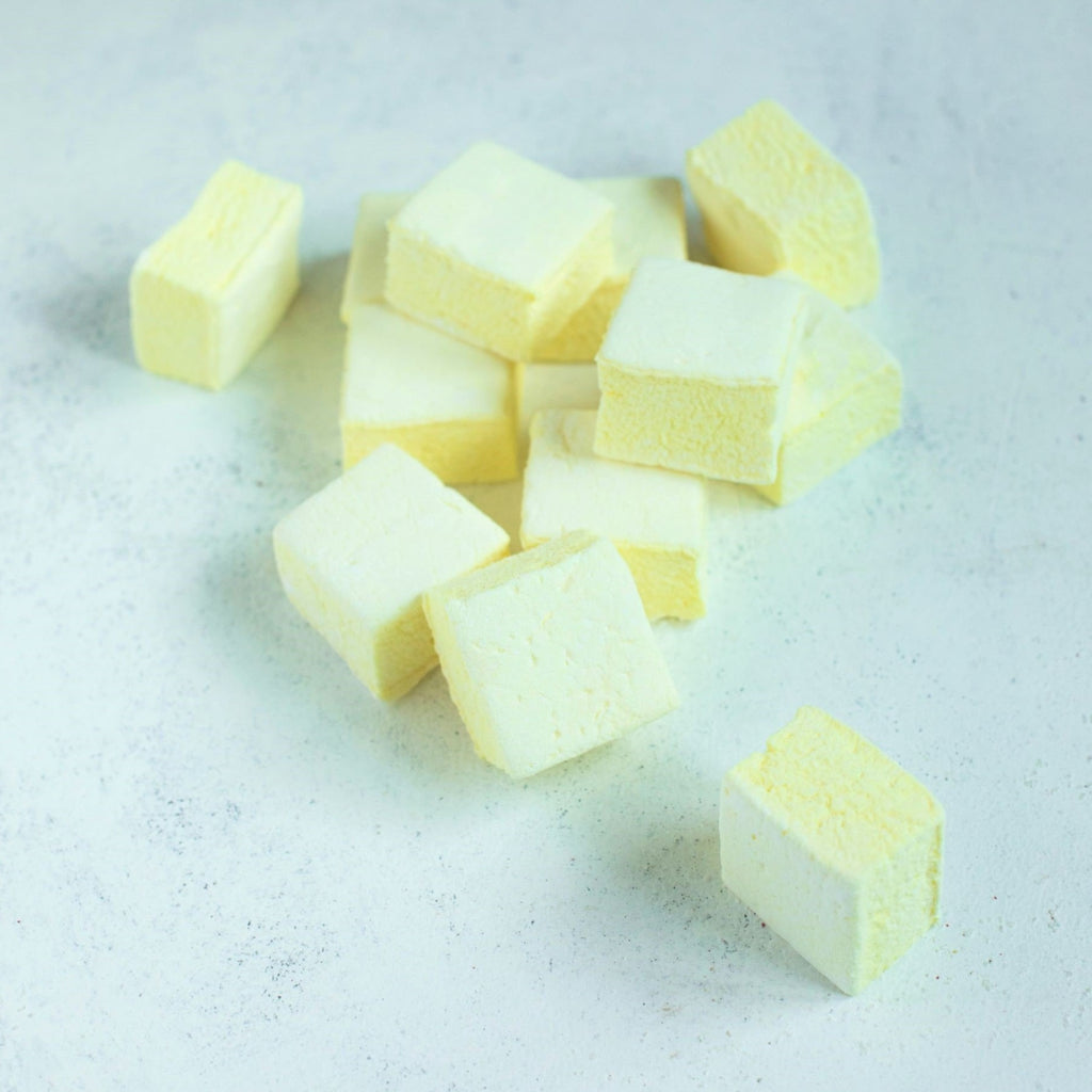 zesty lemon marshmallows - 800g bag