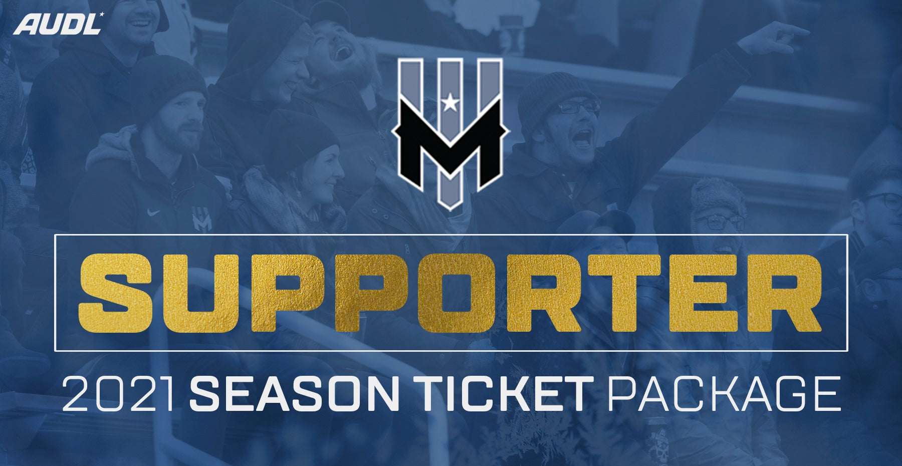 Wind Chill 2021 Season Ticket Package - Wind Chill Supporter