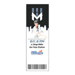 Wind Chill Single Game Tickets - 6/1/19 vs. Chicago Wildfire - Will Call