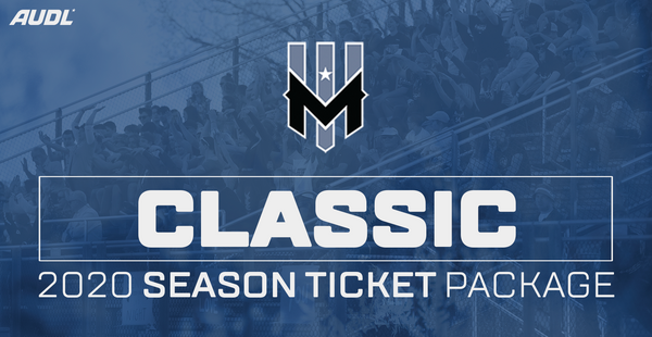 Wind Chill 2020 Season Ticket Package - Classic