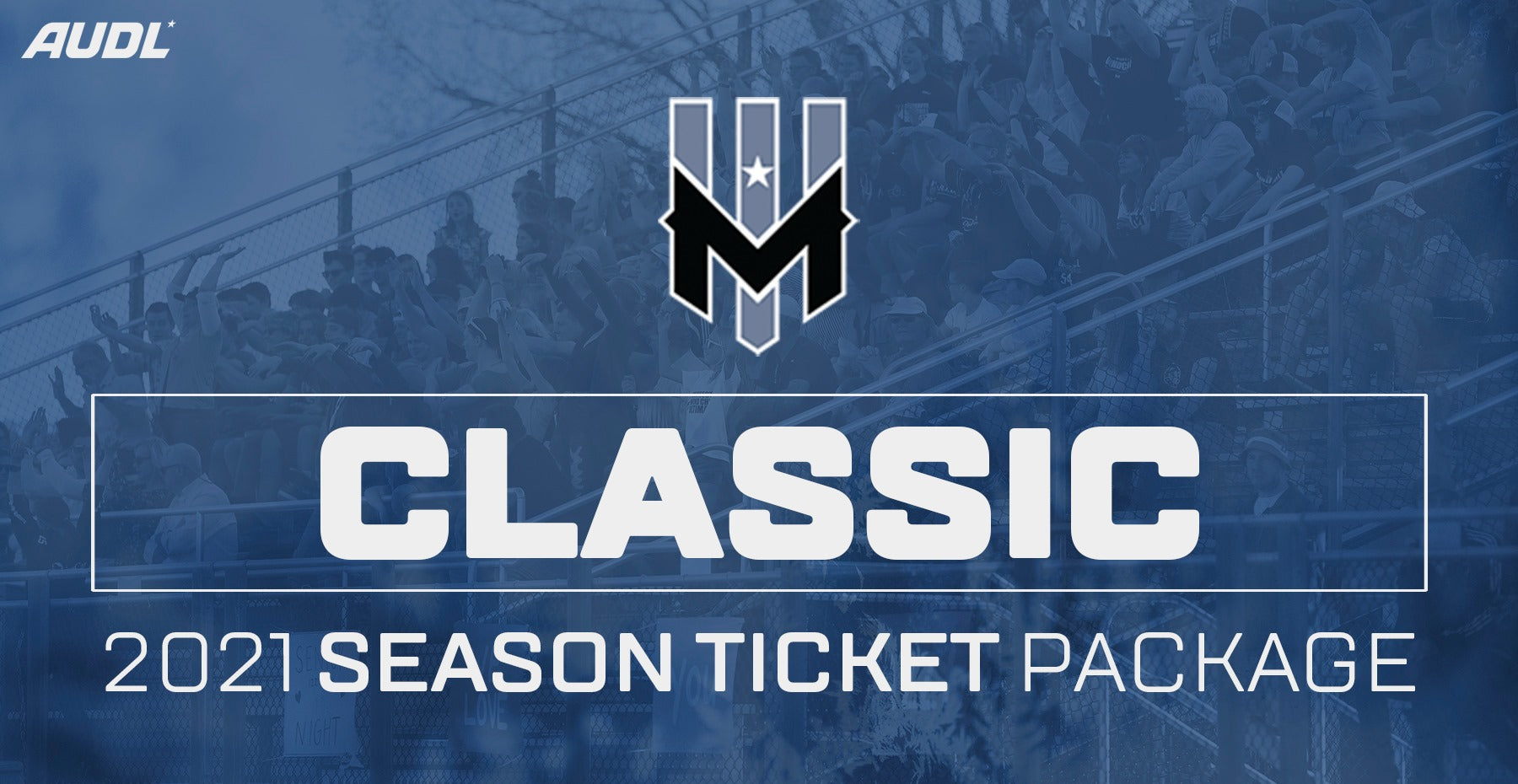 Wind Chill 2021 Season Ticket Package - Classic