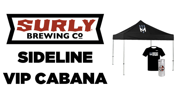 Surly VIP Cabana Experience - 12+ People - $40/Person