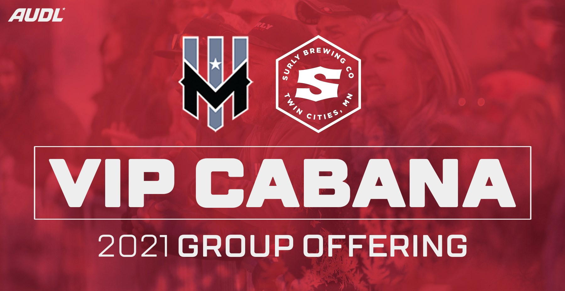 Surly VIP Cabana Experience 2021 - 12+ People