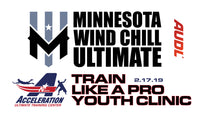 Train Like A Pro Youth Clinic - Acceleration North - 02/17/19