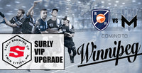 Wind Chill in Winnipeg! - Surly VIP Ticket Upgrade (Upgrade Only)