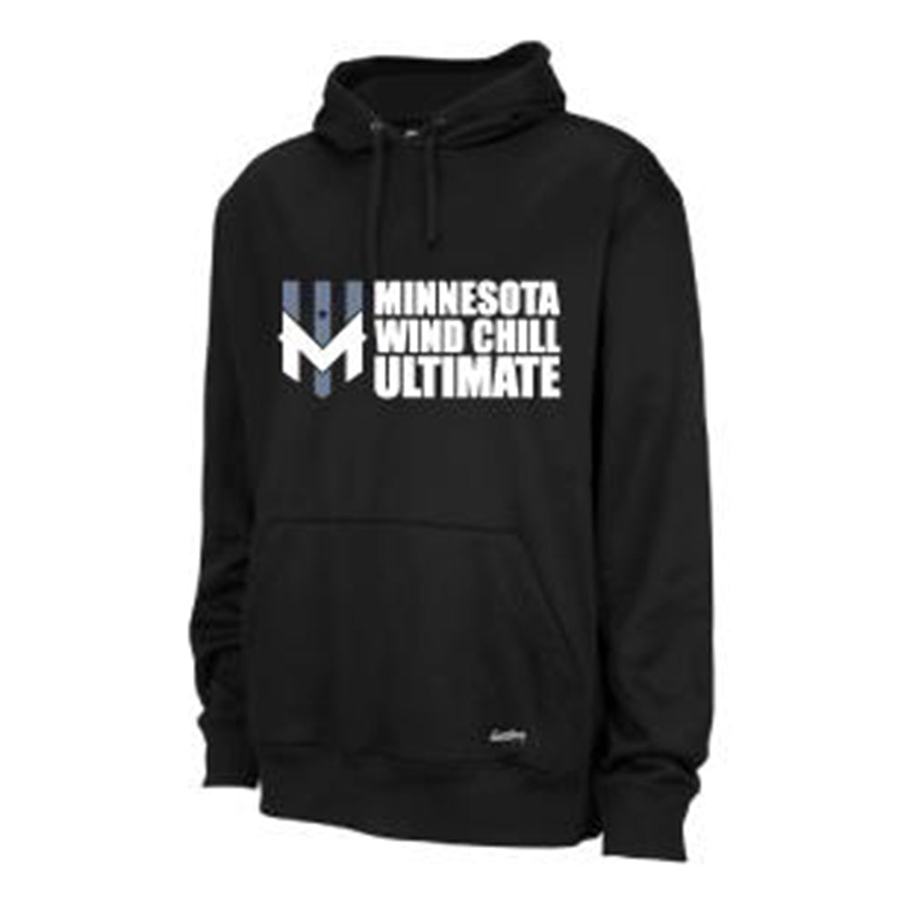 Wind Chill Black Performance Hoodie 2.0