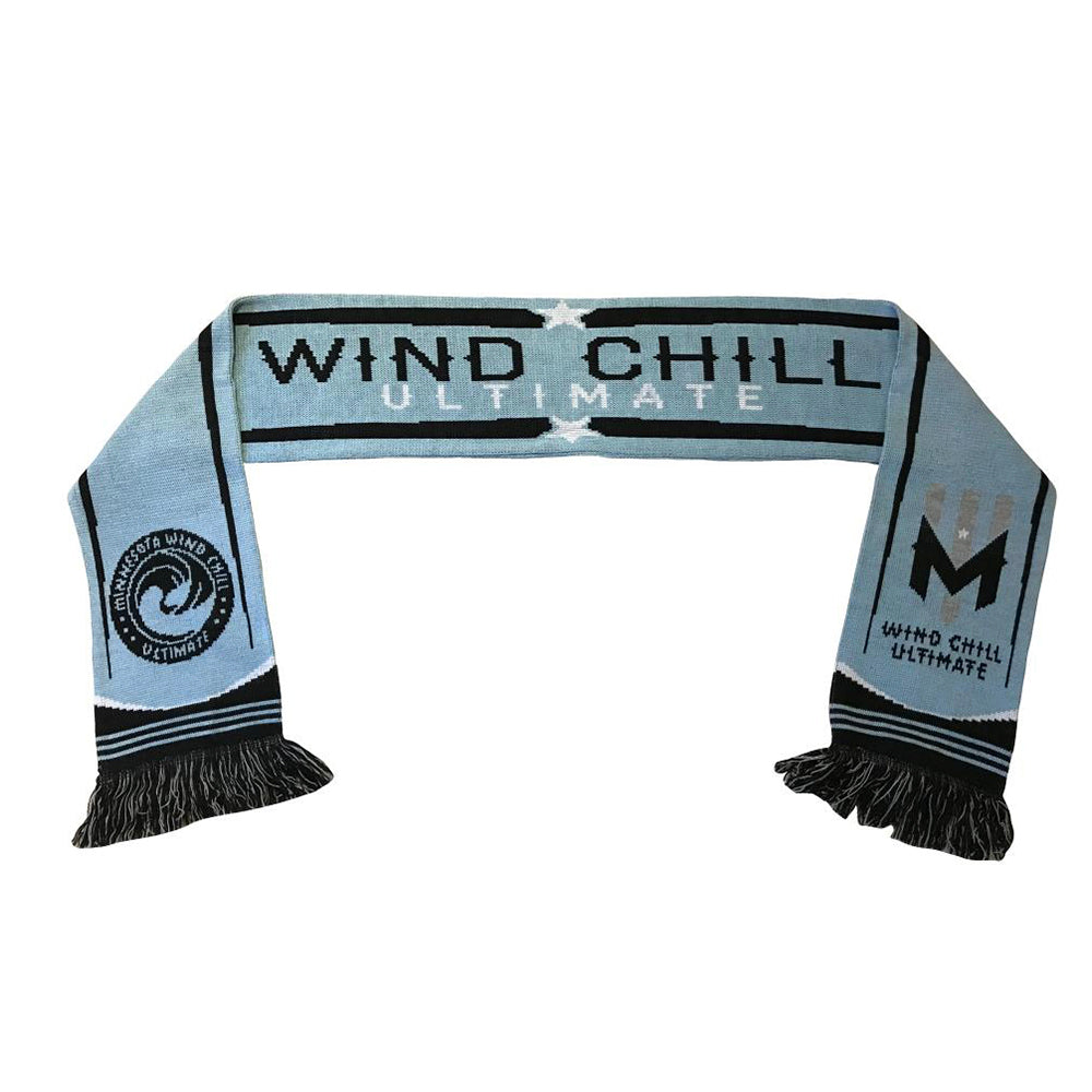 Wind Chill Fan Scarf