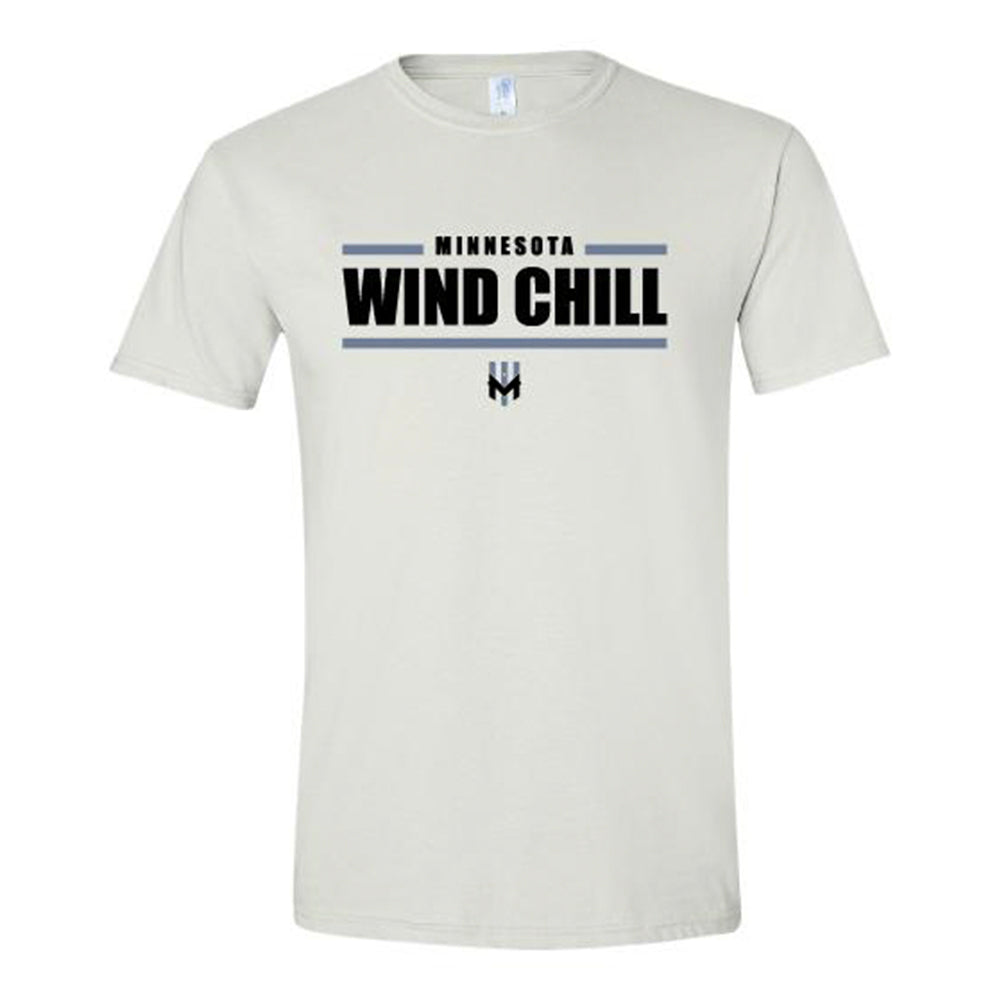 Wind Chill White Signature T-Shirt